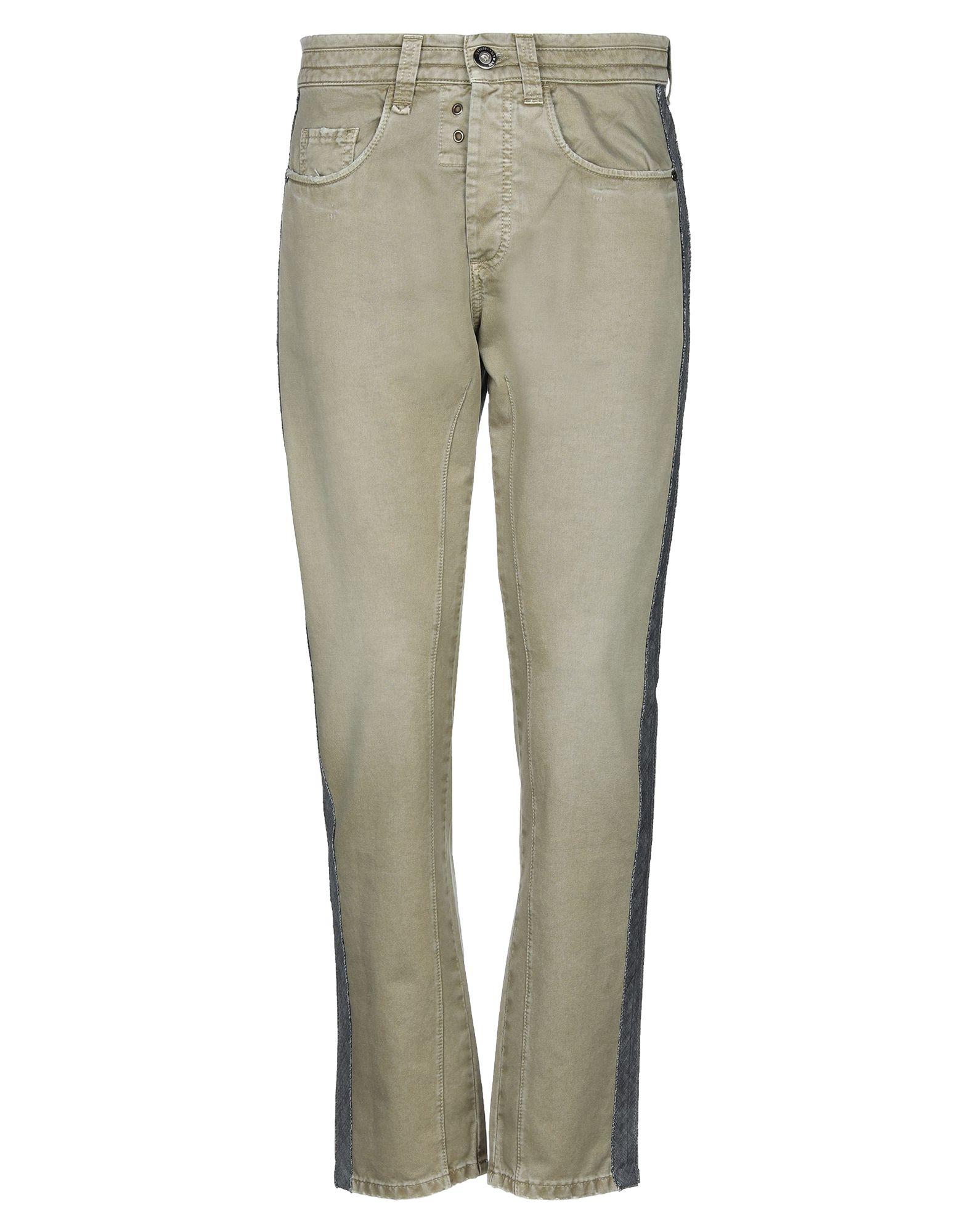 TRUSSARDI JEANS Denim pants - Item 42778884