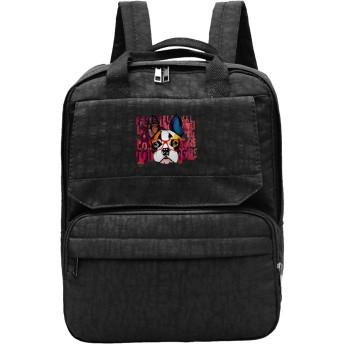 レディースハンドバッグ, カジュアルなナイロンの肩のハンドバッグ対す女
