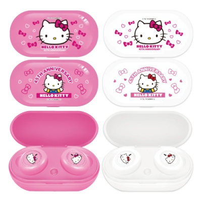 【正版授權】Sanrio 三麗鷗 Hello Kitty 無線藍牙耳機