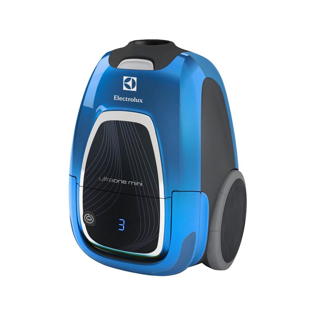 【福利品特賣】【贈兩用地板吸頭】伊萊克斯 UltraOne mini 藍寶精靈吸塵器(ZUOM9922CB)