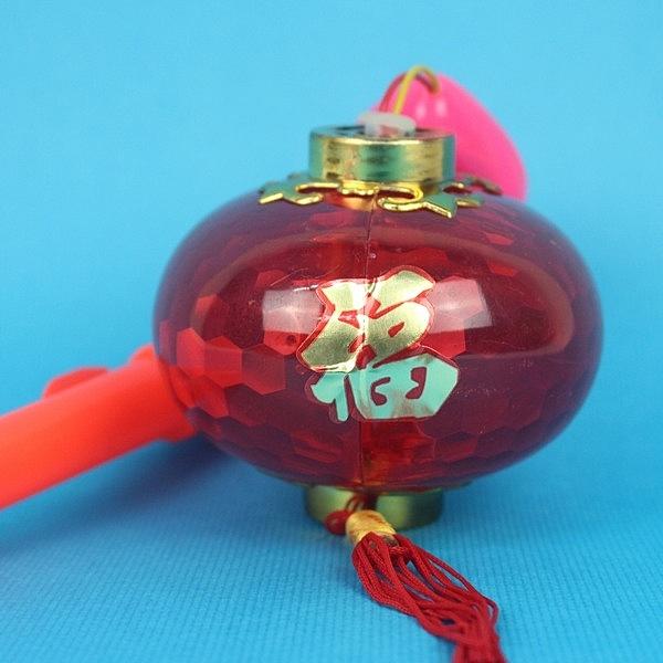 小水晶燈 手提音樂燈光小燈籠(有音樂)/一袋50個入{促60}元宵燈籠 大紅燈籠~富88