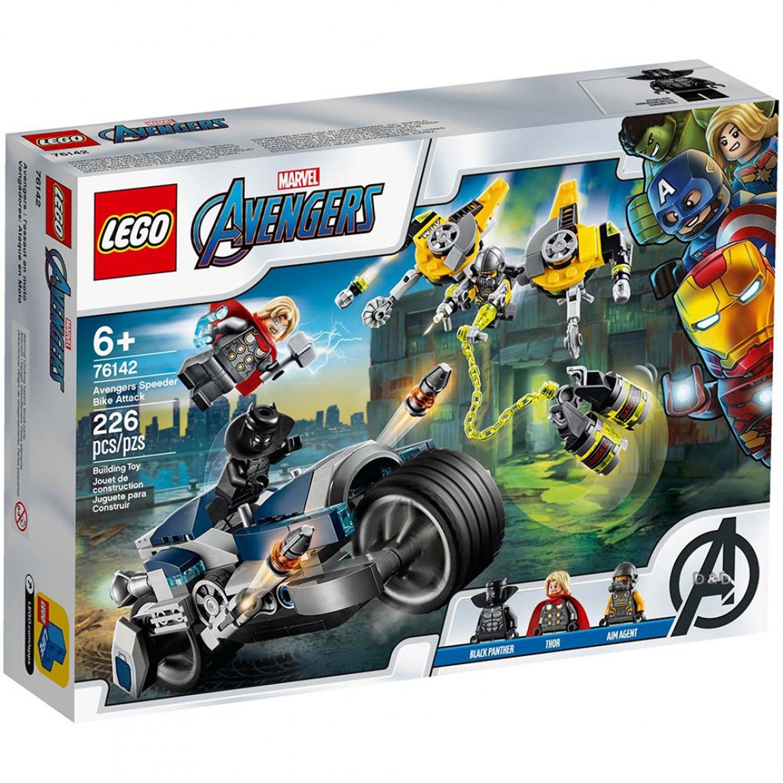 樂高 LEGO 超級英雄系列 LT76142 Avengers Speeder Bike