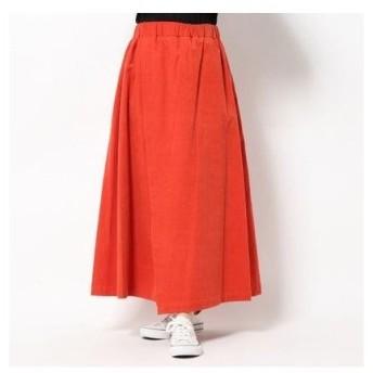アールエヌエーエヌ RNA-N ブライトカラーシャツコールスカート (オレンジ)