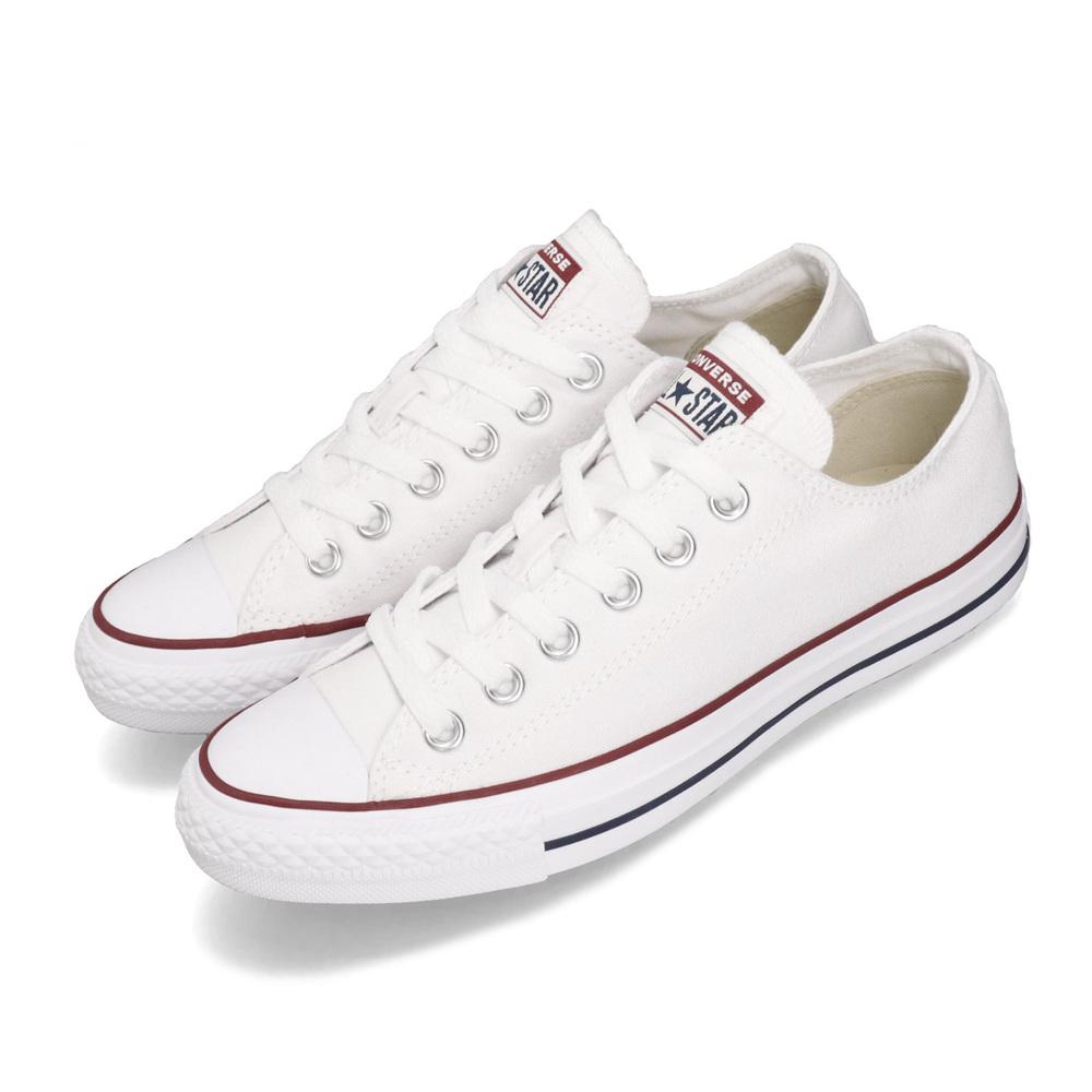 低筒休閒鞋品牌:CONVERSE型號:M7652C品名:Chuck Taylor配色:白色