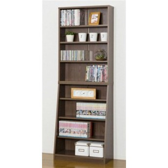 SOHO書棚 W60 ウォルナット