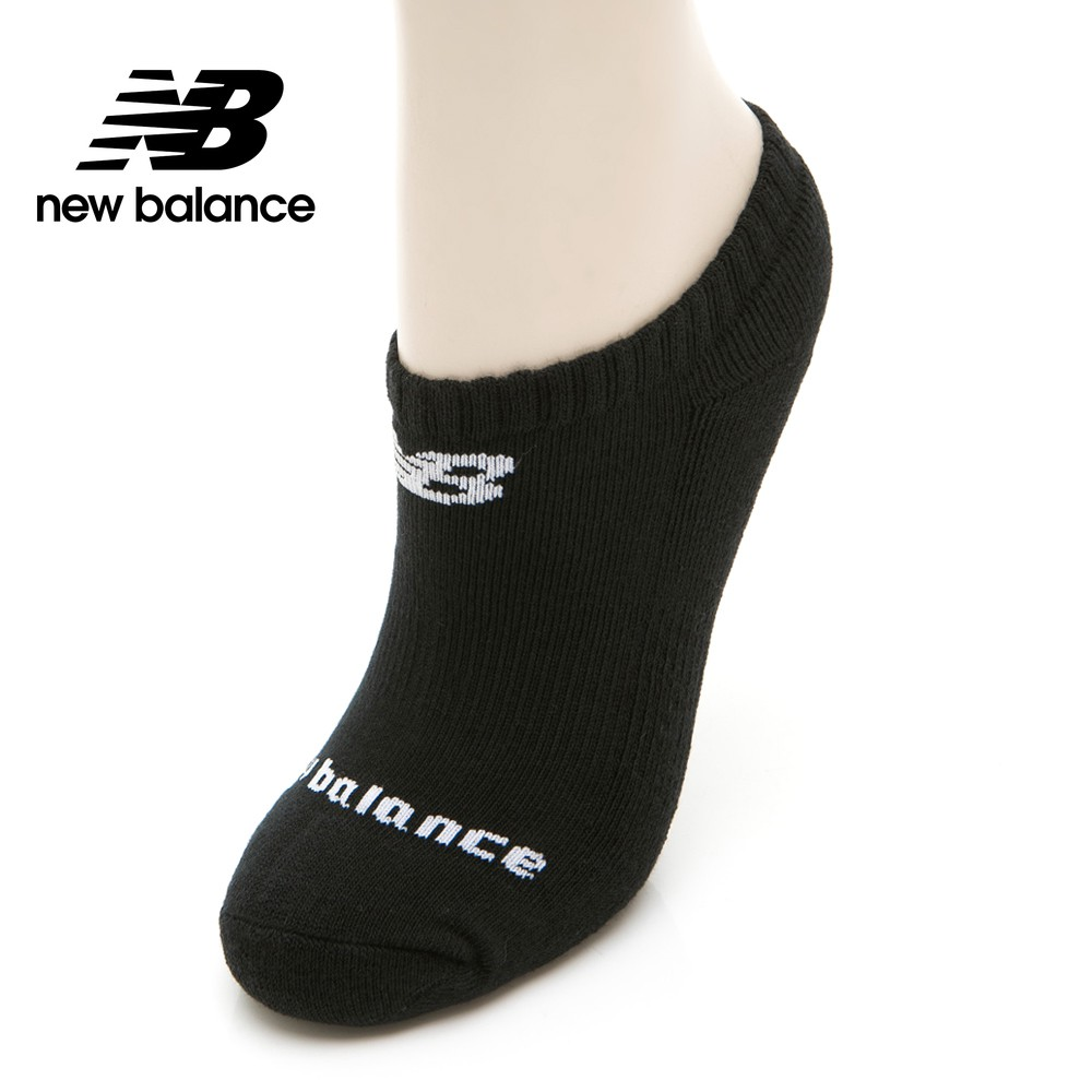 【New Balance】常年款踝襪_中性_黑色_7110400289