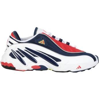 《セール開催中》ADIDAS ORIGINALS メンズ スニーカー&テニスシューズ(ローカット) ダークブルー 6.5 紡績繊維 / 合成繊維 FYW 98