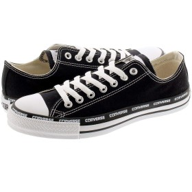 [コンバース] ALL STAR LOGOFOXING OX BLACKUS8-26.5cm