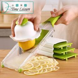 Time Leisure 蛋糕烘焙料理裝飾檸檬多功能切片器