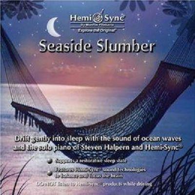 海濱舒眠 Seaside Slumber(正版Hemi-Sync®雙腦同步音樂)