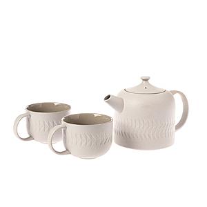 清茗古韻一壺二杯茶具組