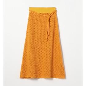 【トゥモローランド/TOMORROWLAND】 リサイクルコットン Aラインスカート