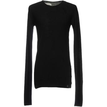 《セール開催中》NOSTRASANTISSIMA メンズ T シャツ ブラック XS コットン 100%
