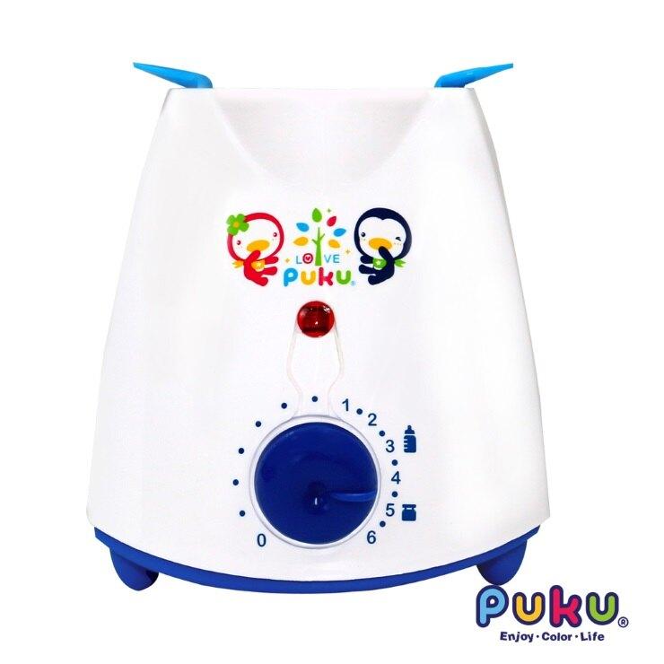 PUKU 藍色企鵝 溫奶調乳器 溫奶器