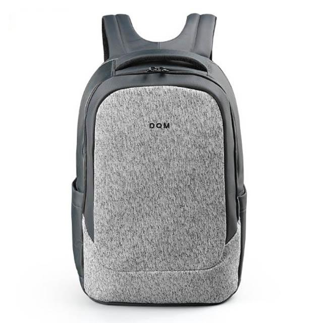 【JoyCo】城市生存包15.6吋機能雙肩包 -灰色