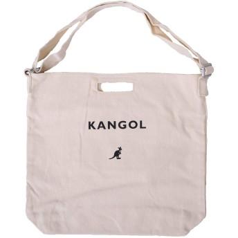 KANGOL カンゴール バッグ ショルダーバッグ 斜め 肩掛け 通学 2WAYバッグ トートバッグ サブバッグ エコバッグ KGSA-BG00050