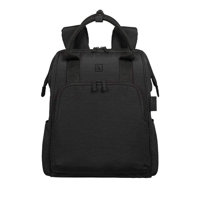 AMPIO 多功能休閒手提後背包 15.6吋(適用16吋)-黑 單一選項