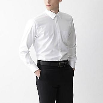 【Crestbridge 】ソリッドレギュラーカラーシャツ