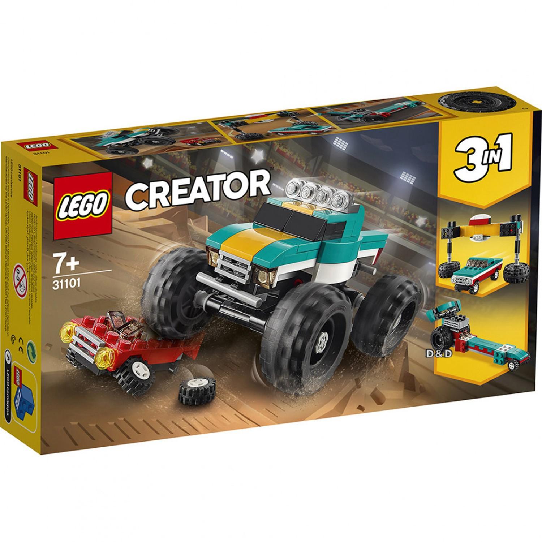 樂高 LEGO 創意大師系列 LT31101 怪獸卡車