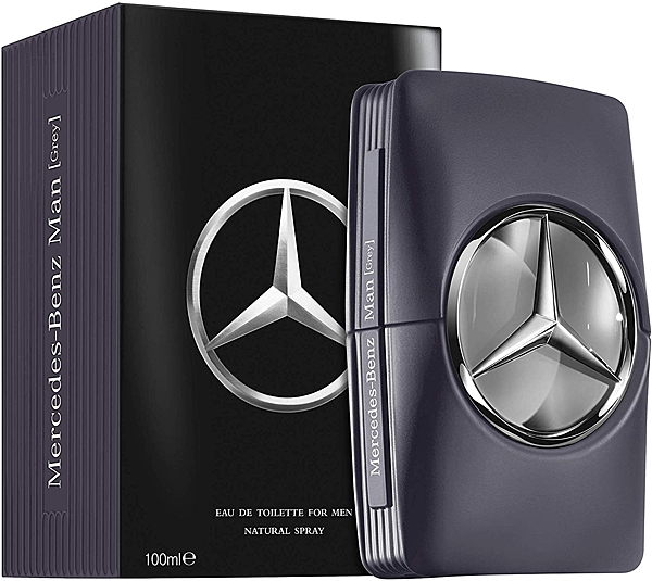 岡山戀香水~Mercedes Benz Man Grey 賓士輝煌之星男性淡香水100ml~優惠價:1790元
