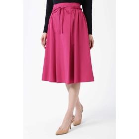 ◆タフタサイドギャザースカート