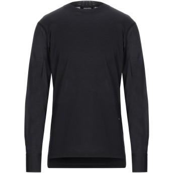 《セール開催中》DSQUARED2 メンズ T シャツ ブラック M コットン 100% / ポリウレタン