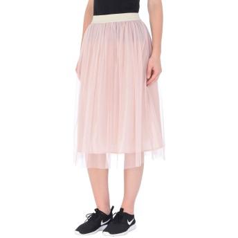 《セール開催中》DIMENSIONE DANZA レディース 7分丈スカート ピンク S ポリエステル 100% GONNA TULLE ONE MILE