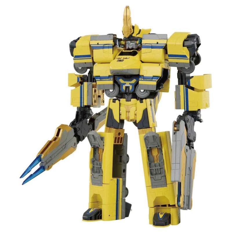 DXS11 新幹線變形機器人 黃博士 玩具反斗城