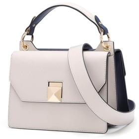 ハンドバッグ - ラージレザーハンドバッグのために女性は、ポリエステルは、耐ショルダーバッグ、レディースファッションハンドバッグベージュを着用してください(22センチメートル 15センチメートル 11.5センチメートル) あなたが持っているに値する