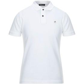 《セール開催中》REPLAY メンズ ポロシャツ ホワイト M コットン 100%