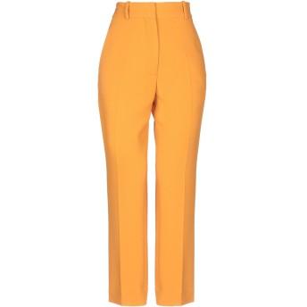 《セール開催中》VICTORIA BECKHAM レディース パンツ オレンジ 6 レーヨン 50% / アセテート 42% / ポリウレタン 8%