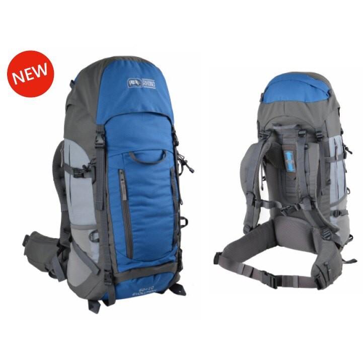 犀牛 RHINO Evolution 60+10 70公升易調式背包附可拆式防雨套(登山屋)