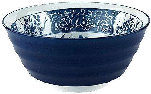 ASA 12264098/Bowl Porcelain 30/x 28/x 8.5/cm azure blue