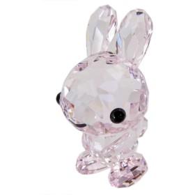 スワロフスキー SWAROVSKI フィギュリン 干支 十二支 卯 Gracious Rabbit ラビット 兎 フィギュア オブジェ 置物 5302322 [並行輸入品]