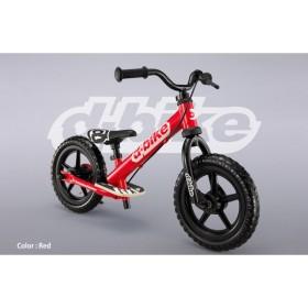 幼児用自転車 D-Bike KIX AL ディーバイクキックスAL(レッド)【2歳以上】