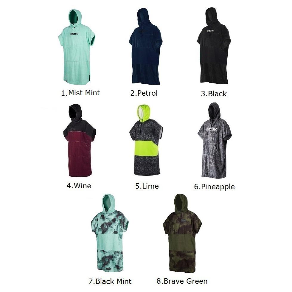 由高吸水性毛巾布製成吸水力強且保暖寬敞手臂口設計前方口袋尺寸: ONE SIZE顏色: 多種顏色選擇