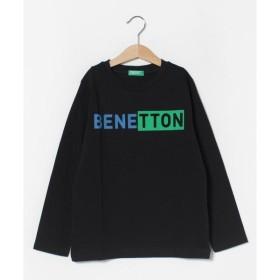 [マルイ] ベーシックロゴ長袖Tシャツ・カットソー/ベネトン キッズ(UNITED COLORS OF BENETTON)