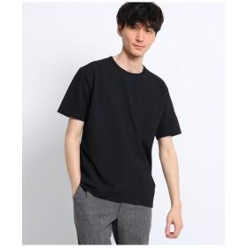 シアサッカー ポケット Tシャツ