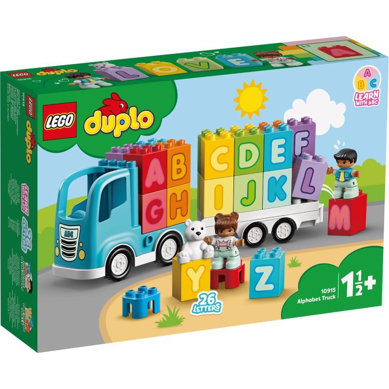 樂高 LEGO 10915 字母卡車 玩具反斗城