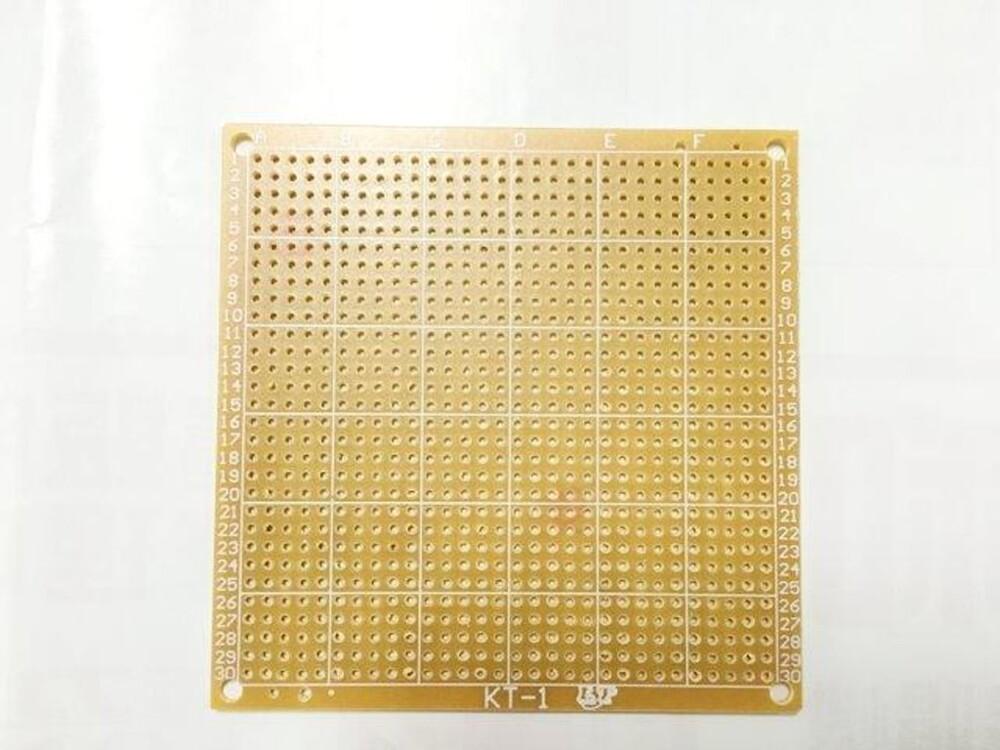 萬用板900孔 電木單接點 電木萬用板 洞洞板 85mmx85mm 5入