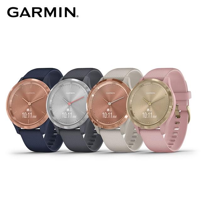 Garmin vivomove 3S 指針智慧腕錶 (39mm)