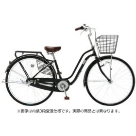 27型 自転車 プロテクティアスウェル276S(ツヤケシブラック/外装6段変速) TUU76S【2020年モデル】