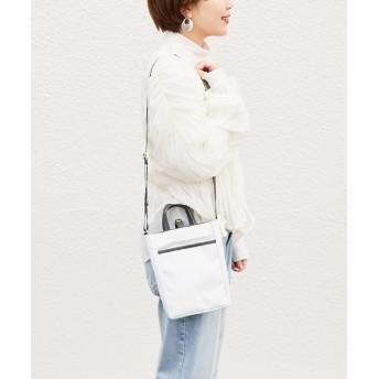 【オンワード】 russet(ラシット) 【WEB限定カラーあり】Micro Shoulder Bag(Z-408) オフホワイト 999 レディース 【送料無料】