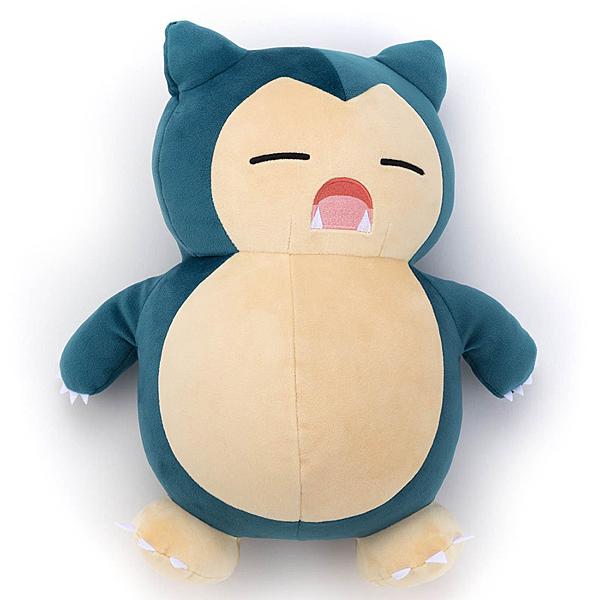 T-ARTS Pokemon 寶可夢睡覺好朋友M 卡比獸