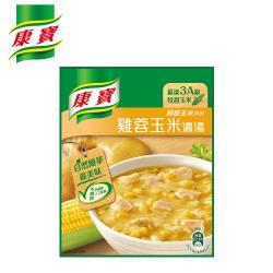康寶 濃湯-自然原味雞蓉玉米(2入)