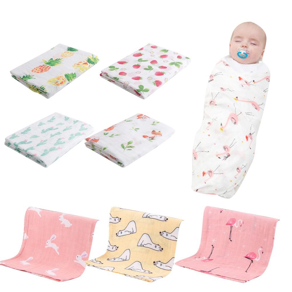 augelute 包巾 新生兒 紗布 純棉 被毯 毛毯 安撫巾 男寶寶 女寶寶 嬰兒 80102