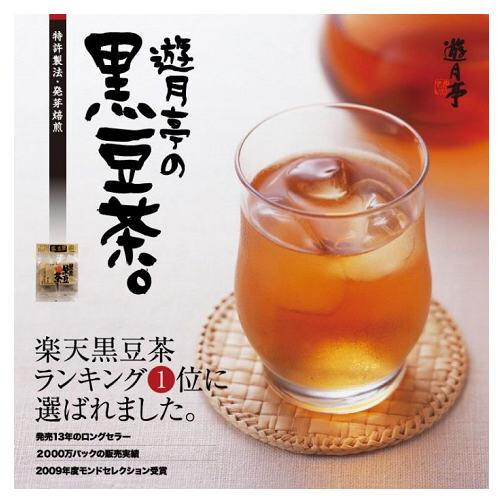 日本遊月亭黑豆茶 10包x12g