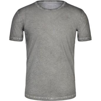 《セール開催中》MAJESTIC FILATURES メンズ T シャツ 鉛色 M コットン 100%