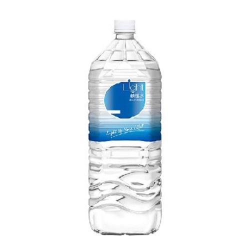 悅氏 Light鹼性水(2200ml/瓶)[大買家]