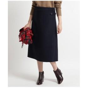 【Sサイズあり】リバーシブルタイトスカート